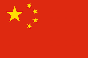 Chinese Flag History of Video Surveillance